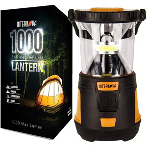 Internova 1000 LED Camping Light