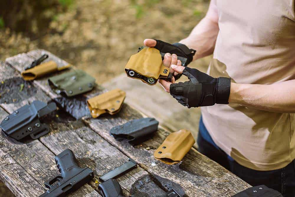 Types of holsters