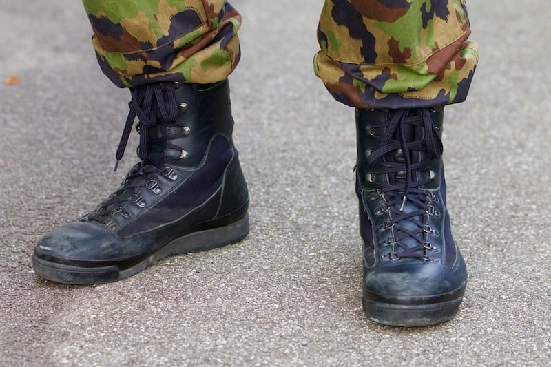 Military-Combat-Boots