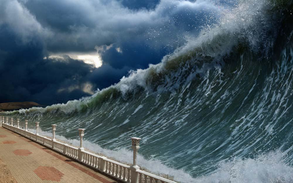 Tsunami Hit