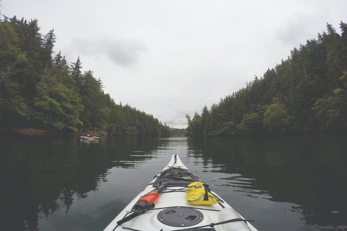 dry bag canoe
