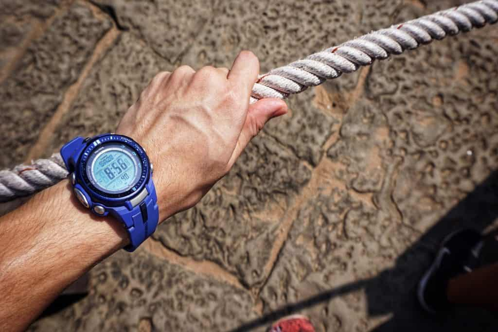alpinist watch for climbing