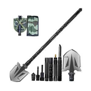 ANTARCTICA Multi tool shovel
