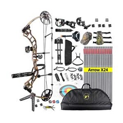 Archery-Trigon-Compound-Bow