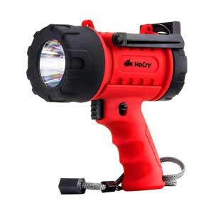 NoCry-18W-Waterproof-Rechargeable-Flashlight