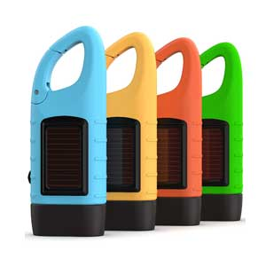 Rechargeable-Flashlights-(3-Pack)-with-Solar-Power-&-Hand-Crank