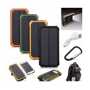 Survive + All™ Solar Power Bank