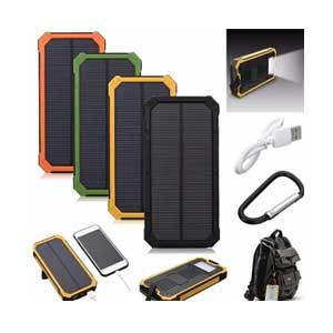 Survive + All™ Solar Power Bank