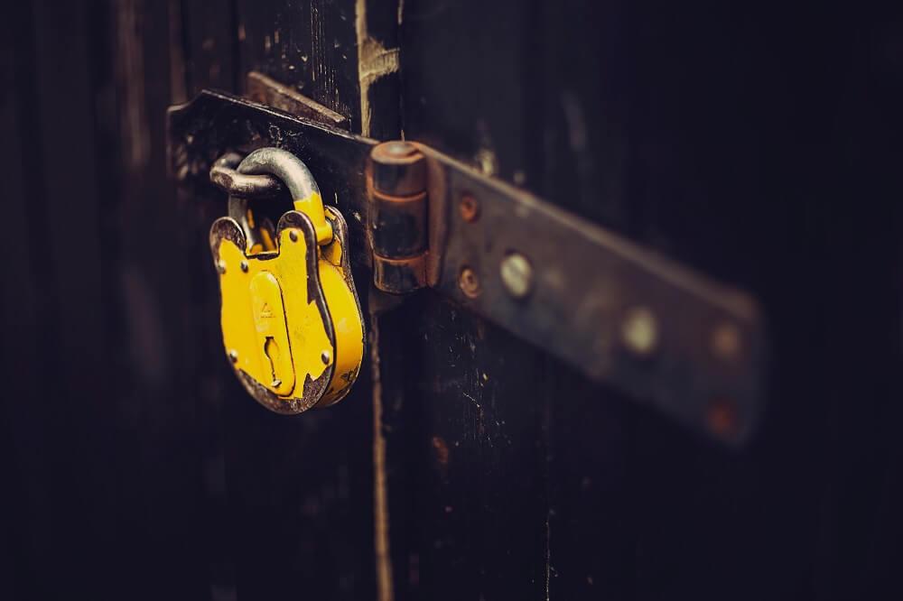 security lock safe