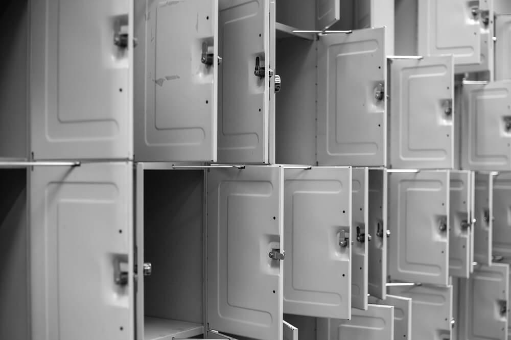 unlocked safes
