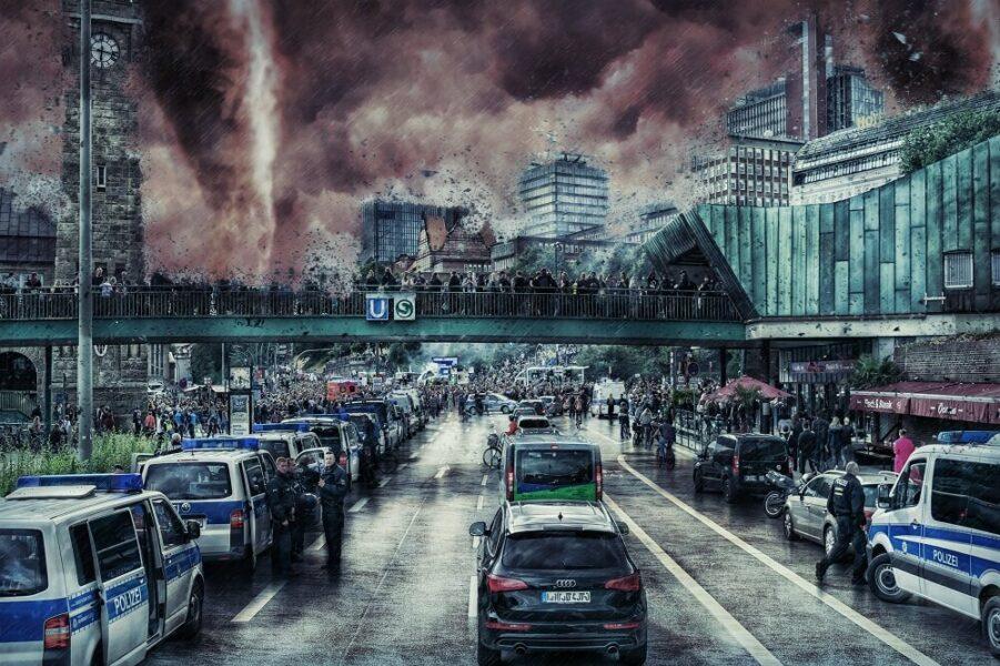 urban evacuation