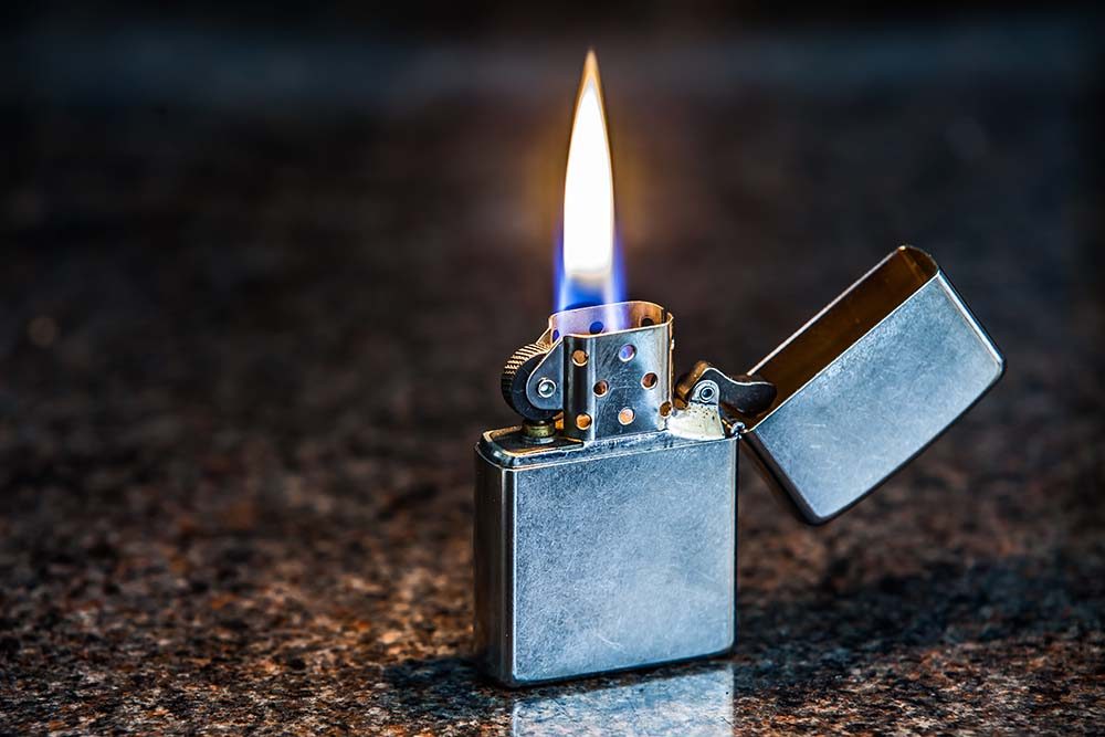 Best survival Lighter