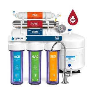 Express-Water-Ultraviolet-Reverse-Osmosis-Water-Filtration-System