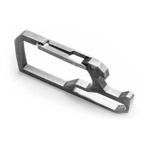 Handgrey HG Titanium Carabiner