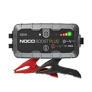NOCO-Boost-Plus-GB40-1000-Amp-12-Volt-UltraSafe-Portable-Lithium-Car-Battery-Booster