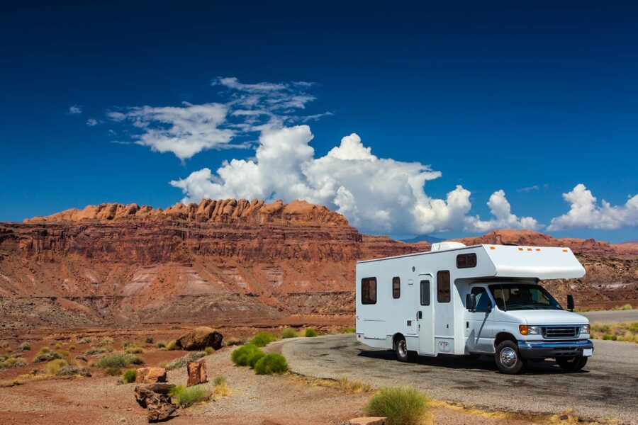 Setting up your RV for a trip