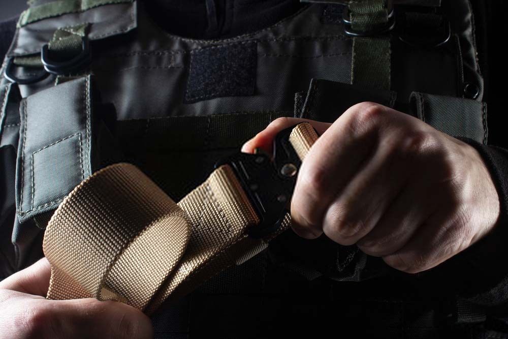 Tactical Army belt