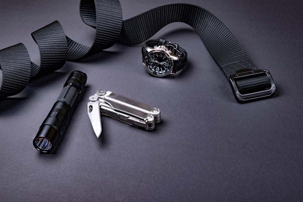 Tactical EDC belts