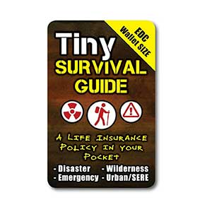 Tiny-Survival-Guide
