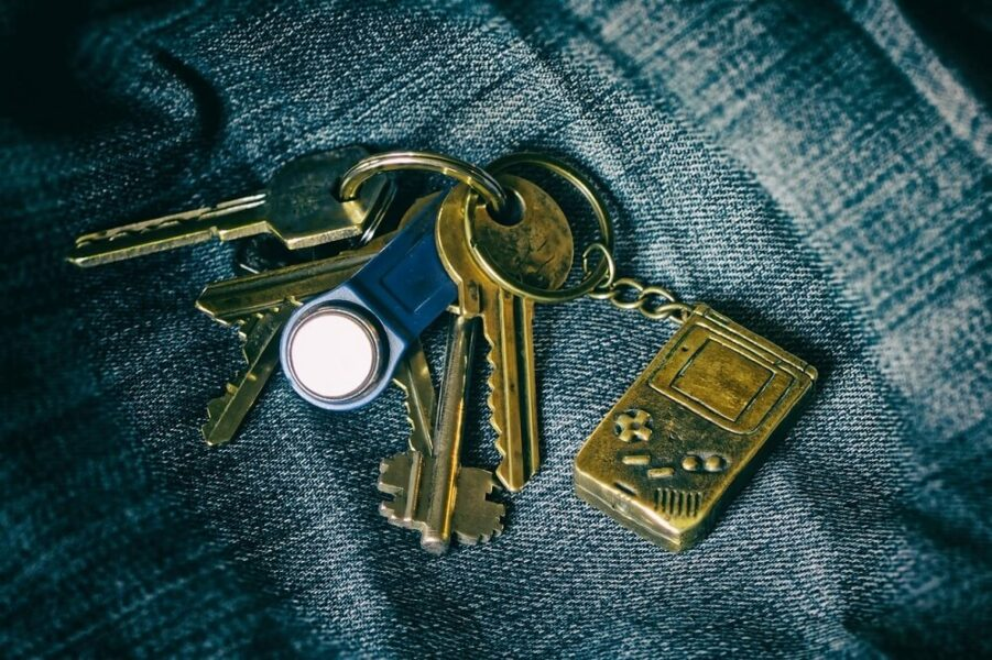 best edc keychain