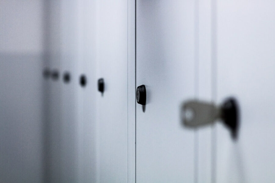 secure box gun