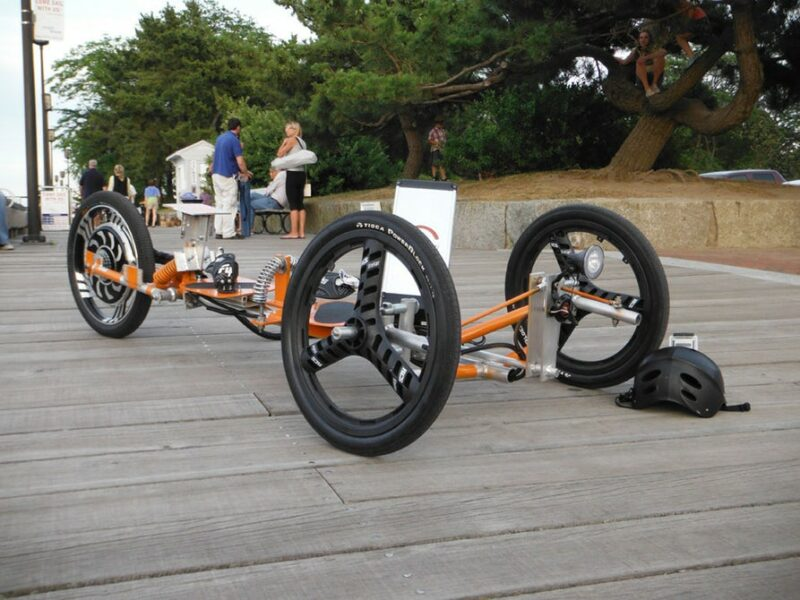 BlackSparrowIndustries.com Tribey Bike