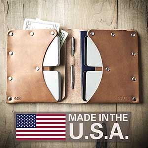 Double-Passport-Wallet-(Made-in-USA)