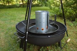 How To Use A Chimney Starter?