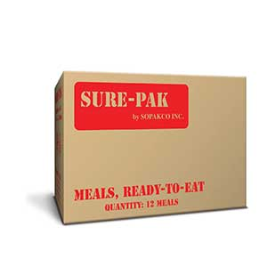 Sure-Pak-MRE-Meals-Ready-to-Eat-Case-Pack-of-12-for-Survival-and-Emergency