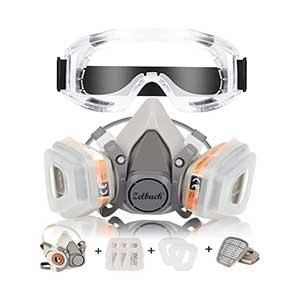 Zelbuck-Respirator-Dust-Mask-Set