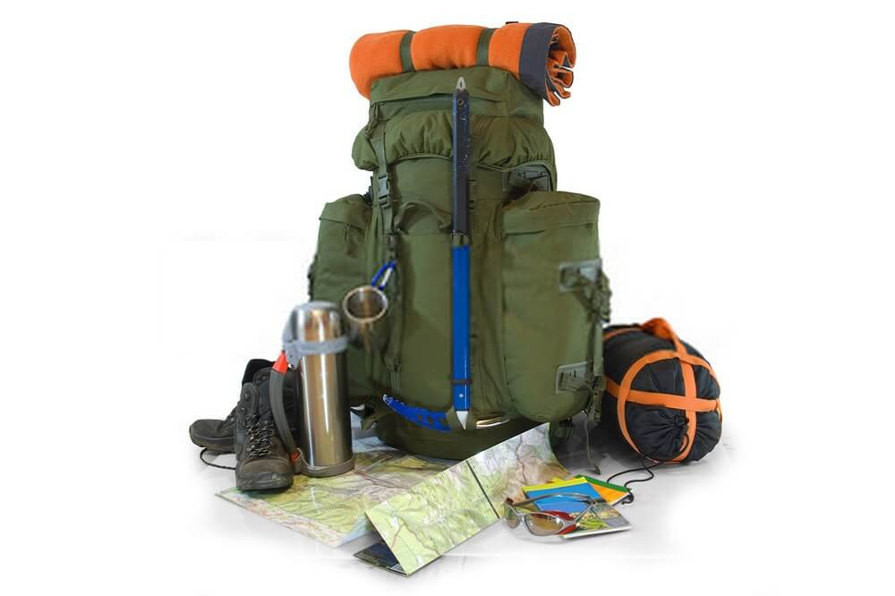 big bug out bag