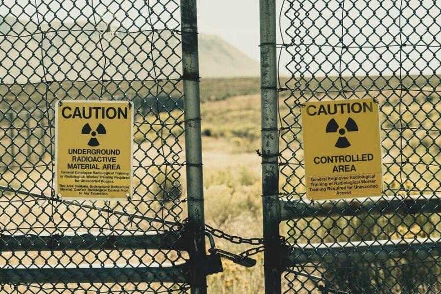 nuclear area