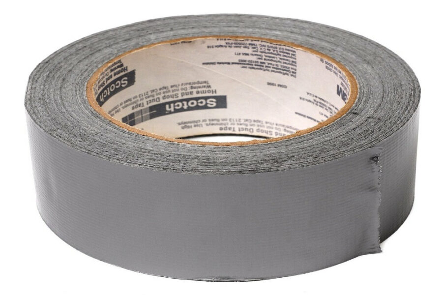 101 ways to use duct tape for survival
