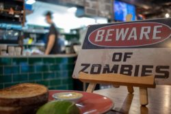 How To Survive A Zombie Apocalypse ?
